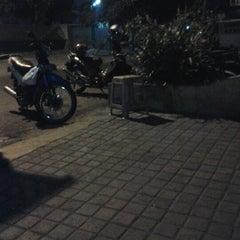 Photo taken at Lapangan Flores by Fauziah I. on 9/6/2012