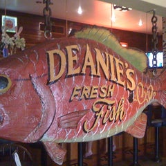 Photo taken at Deanie's Seafood by Jim C. on 4/14/2011