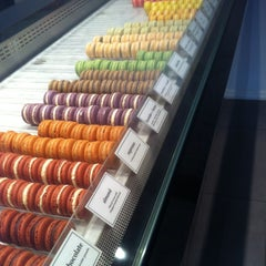 Photo taken at Bisous Ciao Macarons by Stephany Z. on 5/19/2012