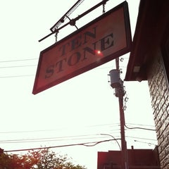 Photo taken at Ten Stone by Mark C. on 5/12/2011