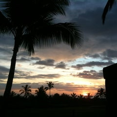 Photo taken at Hilton Grand Vacations Kohala Suites at Waikoloa Beach Resort by Danielle S. on 10/7/2011