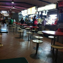 Photo taken at Blk 16 Bedok South Hawker Centre by Chris C. on 3/16/2011