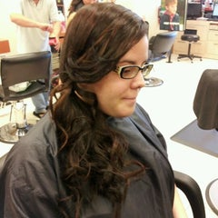 Photo taken at Hair Cuttery by Nicole B. on 5/26/2012