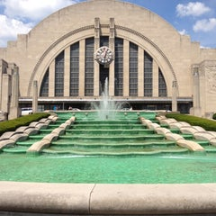 Photo taken at Cincinnati Museum Center at Union Terminal by stephen & sara on 6/24/2012