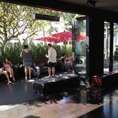 Photo taken at Scott's Restaurant & Bar by Aaron C. on 8/26/2012