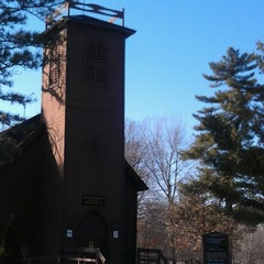 Photo taken at The Little Brown Church In The Vale by Diane E. on 2/25/2012