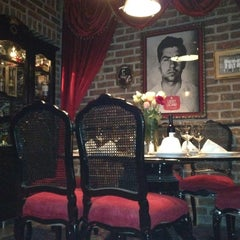 Photo taken at Lucky Luciano by Raul E. on 3/10/2012