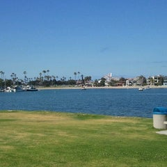 Photo taken at Mission Bay by Melissa D. on 6/5/2012