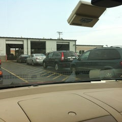 Photo taken at Illinois Air Team - Emissions Testing Station by Kristen G. on 6/30/2012