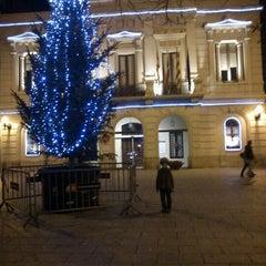 Photo taken at Ajuntament de Les Corts by Teresa I. on 12/8/2011