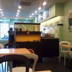 Photo taken at Waffle Bant by Moonjoo P. on 11/24/2011