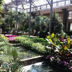 Photo taken at Longwood Gardens by Diane B. on 5/12/2012