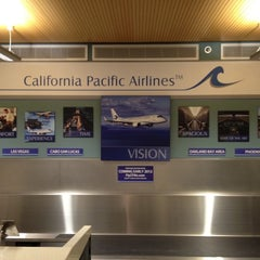 Photo taken at McClellan-Palomar Airport (CLD) by Will N. on 2/18/2012