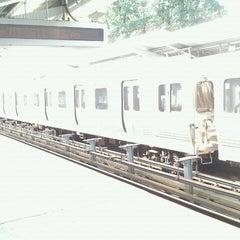 Photo taken at SEPTA: MFL 46th Street Station by Stephanie A. on 9/3/2011