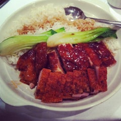 Photo taken at Dim Sum Diner by Pucca W. on 12/19/2011