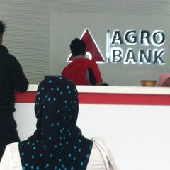 Photo taken at agro bank bangi by Zakie Z. on 6/8/2012