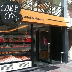 Photo taken at Cake City by Cenk Y. on 4/7/2012