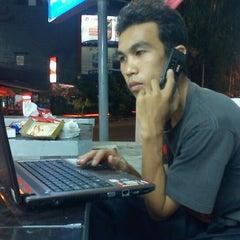 Photo taken at Circle K by Putu S. on 10/25/2011