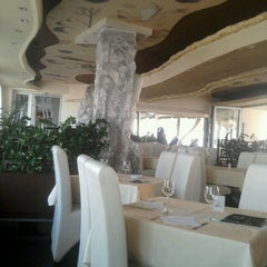 Photo taken at Caruso by Jelena A. on 11/14/2011