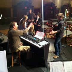 Photo taken at Central United Methodist Church by Rich H. on 12/8/2011