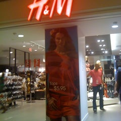 Photo taken at H&M by SweetIce L. on 7/1/2011