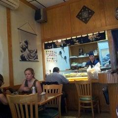 Photo taken at Mikaku Sushi by Kelli M. on 5/24/2012