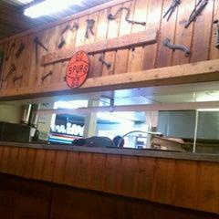 Photo taken at Grady's Bar-B-Q by Steven K. on 11/26/2011