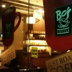 Photo taken at Bo's Coffee by James Maxwell M. on 12/11/2011