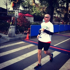 Photo taken at NYRR Knickerbocker 60k by Clay H. on 11/19/2011