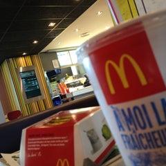 Photo taken at McDonald's by Hiroyuki S. on 6/10/2012