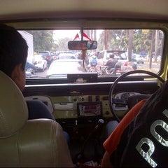 Photo taken at Jalan Metro Pondok Indah by Don A. on 8/31/2012