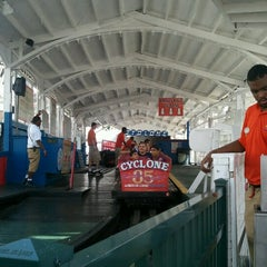 Photo taken at The Cyclone by Kevin B. on 7/5/2012