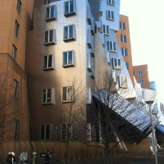 Photo taken at MIT Stata Center (Building 32) by William S. on 1/30/2012