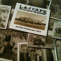 Photo taken at L&J's Cafe by Juno K. on 7/9/2012