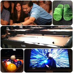 Photo taken at Que Billiards by Chuck F. on 8/31/2012