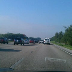Photo taken at Interstate 4 & Florida State Route 436 by Shannon T. on 5/23/2012