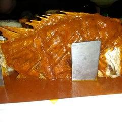 Photo taken at Lobo De Mar Restaurant by Joe W. on 5/26/2012