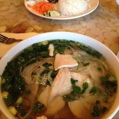 Photo taken at Tea Lite Cafe by Elizabeth H. on 2/1/2012