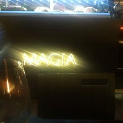 Photo taken at Magia by Anton P. on 7/12/2012