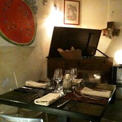 Photo taken at Osteria Bernardo by Domenico B. on 7/20/2011