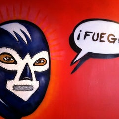 Photo taken at Fuego Cantina by forrest l. on 12/17/2011