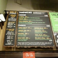 Photo taken at Potbelly Sandwich Shop by Eric H. on 11/5/2011