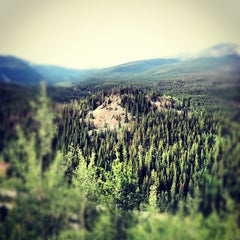Photo taken at Little Mountain by Stacy S. on 7/28/2012