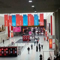 Photo taken at ExCeL London by midhal on 9/2/2012
