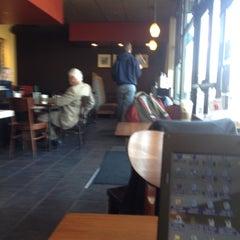 Photo taken at Starbucks by Peter B. on 3/27/2012