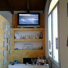 Photo taken at Fior di Loto Ayurveda by Eva B. on 6/26/2012