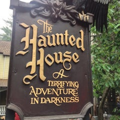 Photo taken at Haunted House by Andrew A. on 9/2/2012