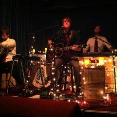 Photo taken at Tin Angel by Ben T. on 12/31/2010