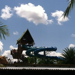 Photo taken at Aquatica Orlando by Mark C. on 8/3/2012