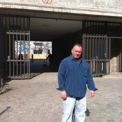Photo taken at Gedenkstätte Deutscher Widerstand   German Resistance Memorial Center by Attila J. on 4/18/2012